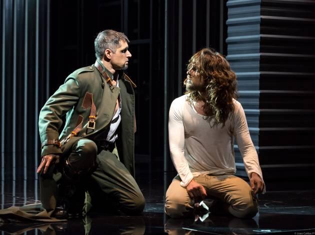 Grande sucesso da Broadway a peça Jesus Cristo Superstar é apresentada em SP