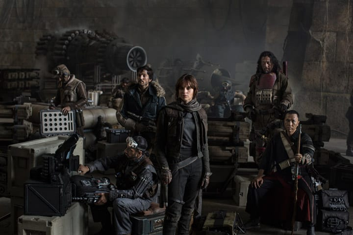 Fãs poderão conferir o figurino de Star Wars Rogue One na Star Wars Celebration