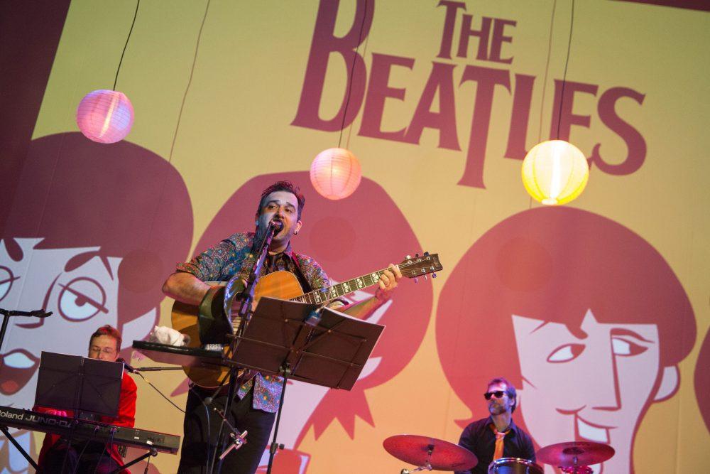 Beatles | Shopping Anália Franco apresenta Beatles para Crianças