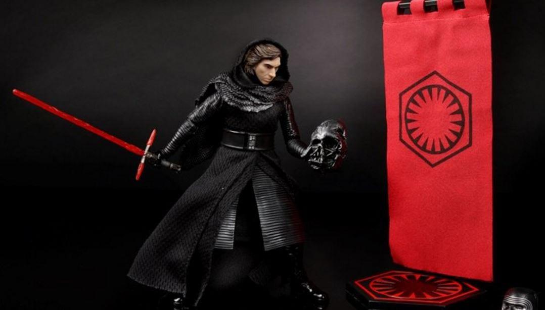 Hasbro apresenta nova linha de brinquedos de Star Wars durante a San Diego Comic Con