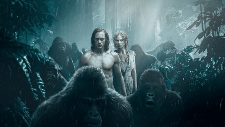 Nós assistimos o ótimo A Lenda de Tarzan, confira nossa crítica