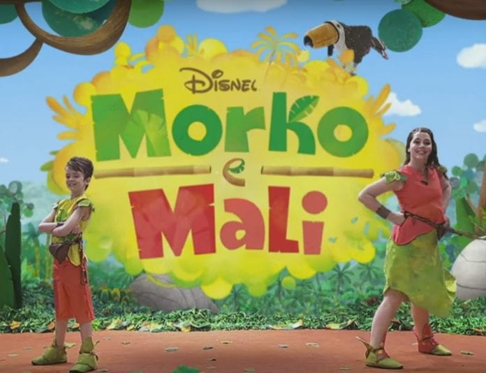 Morko e Mali é a mais nova produção original do Disney Junior