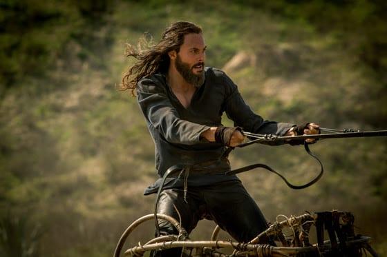 """Jack Huston fala sobre o seu papel em """"Ben-Hur"""""""