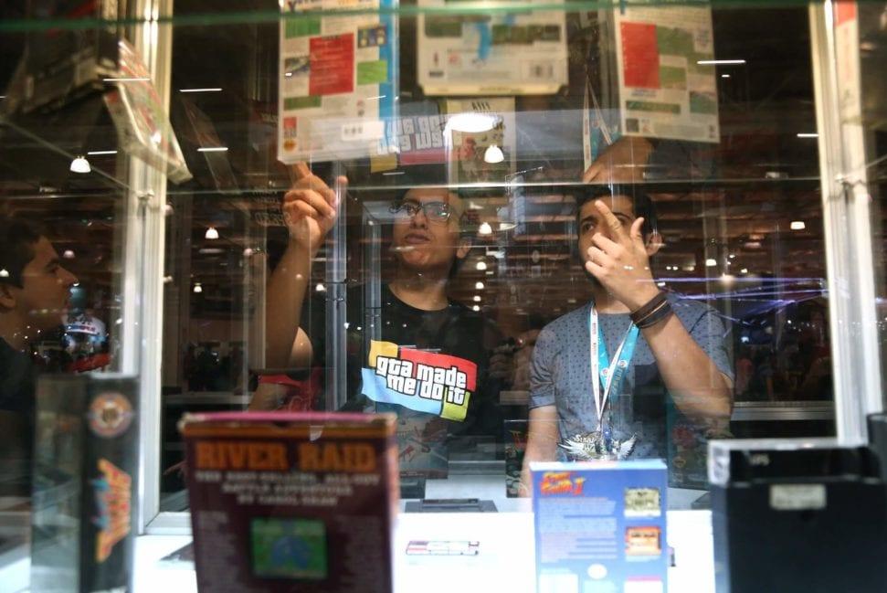 BGS 2016 | Exposição mostra história dos videogames por meio de mais de 100 consoles