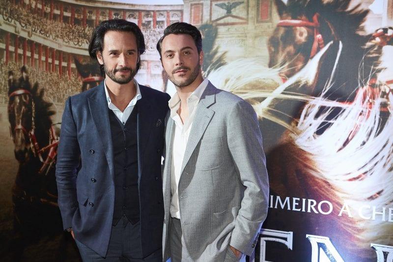 Ben-Hur | Confira fotos da pré estreia mundial do filme com Rodrigo Santoro e Jack Huston em São Paulo