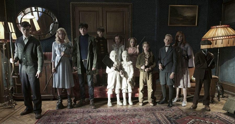 O Lar das Crianças Peculiares   Nós já assistimos esse filme onde o gótico é cool