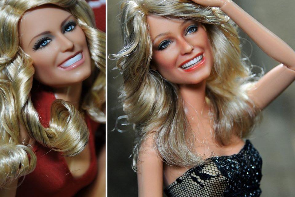 Barbie | Artista filipino cria réplicas perfeitas de artistas e personagens em bonecas