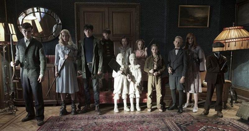O Lar Das Crianças Peculiares | FOX e Escape 60 apresentam sala inspirada no filme