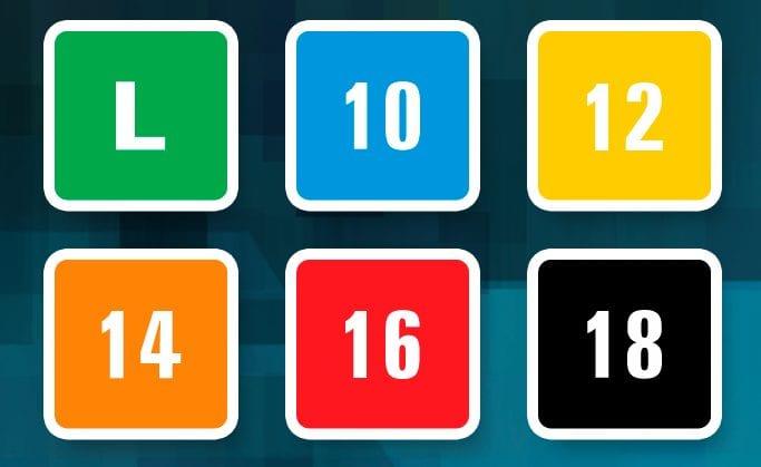 Atenção |Classificação indicativa na TV tem novas regras a partir deste mês