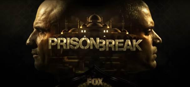 """O retorno de """"PRISON BREAK""""já tem data de estreia no Brasil"""