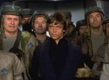 Fotos inéditas do Retorno de Jedi podem ter revelado roteiro diferente do original