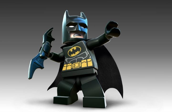Personagens de Lego Batman invadem o Cinesystem do Morumbi Town Shopping
