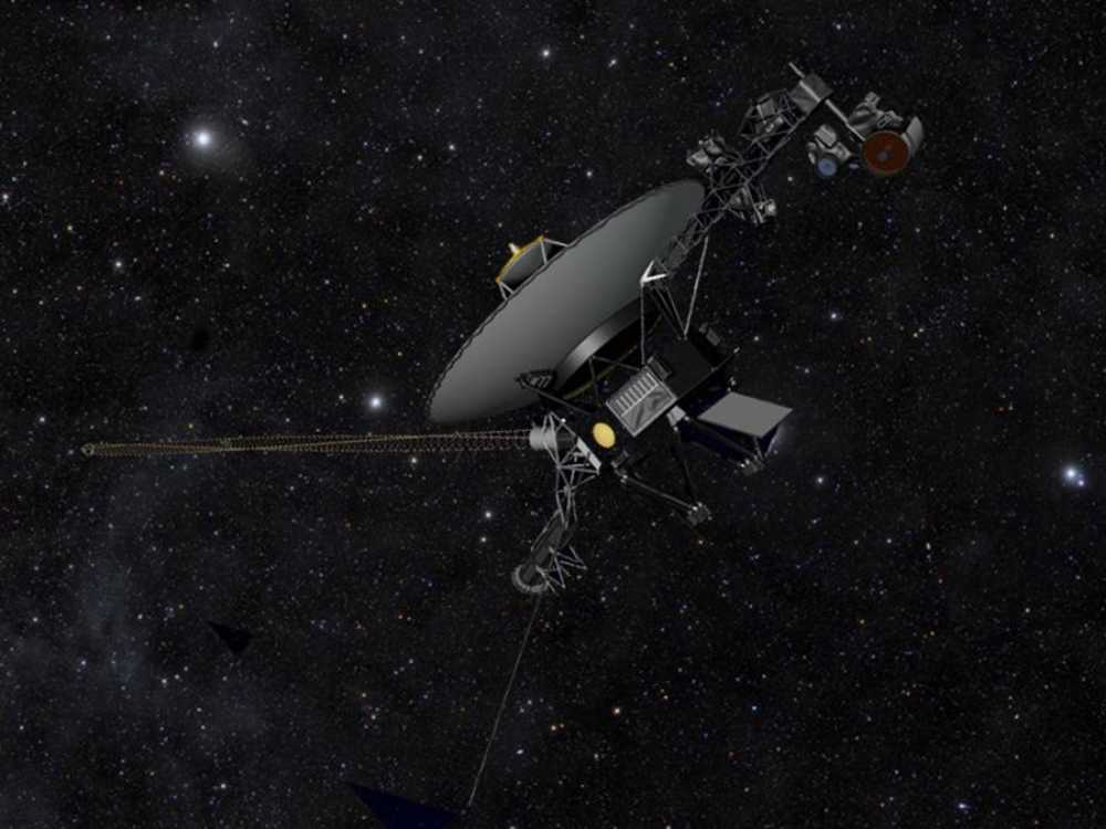 Voyager 1, nossa primeira nave estelar