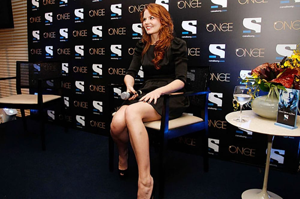 Confira entrevista com Jennifer Morrison de Once Upon a Time, com vídeos