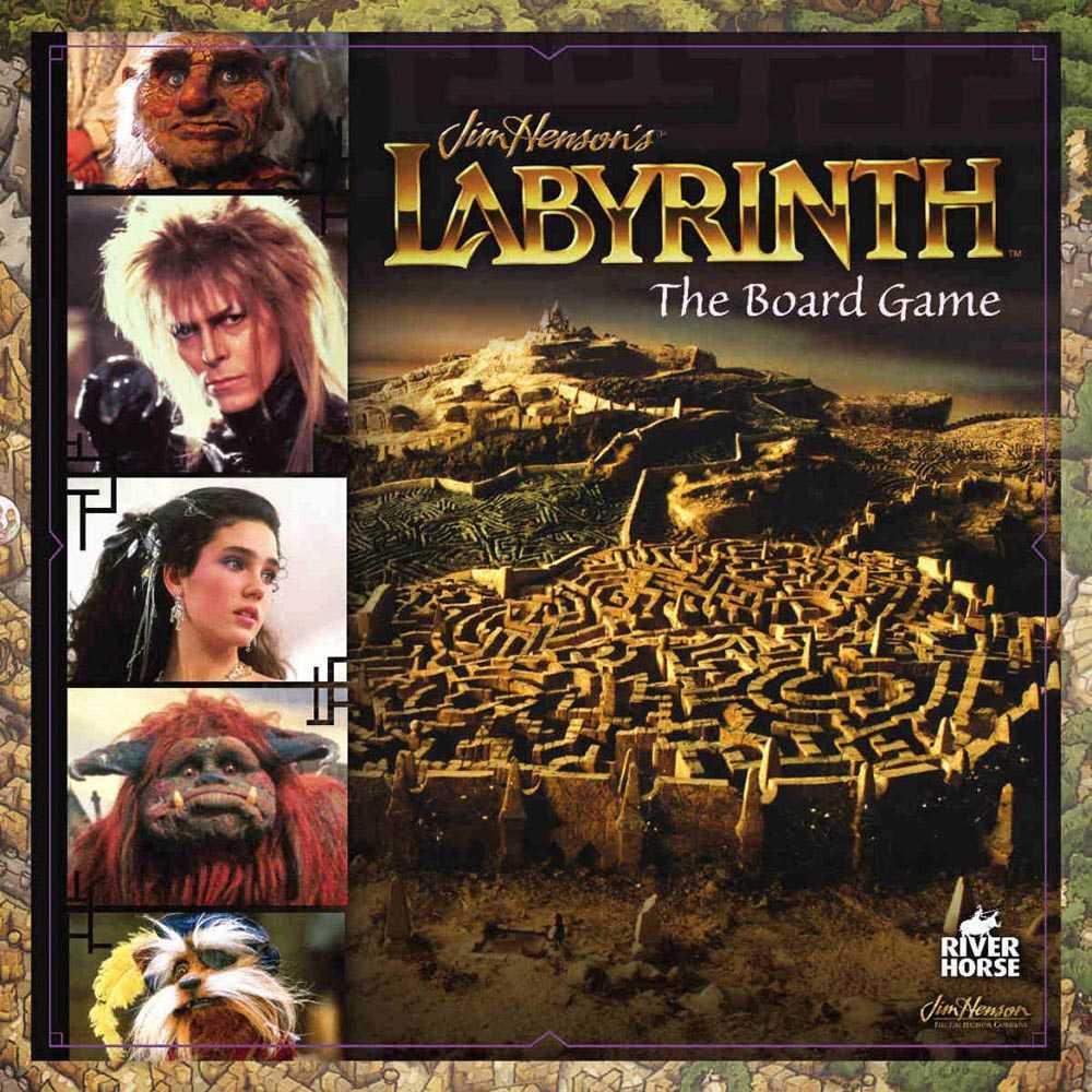 Labirinto Jogo de Tabuleiro Edição de Colecionador