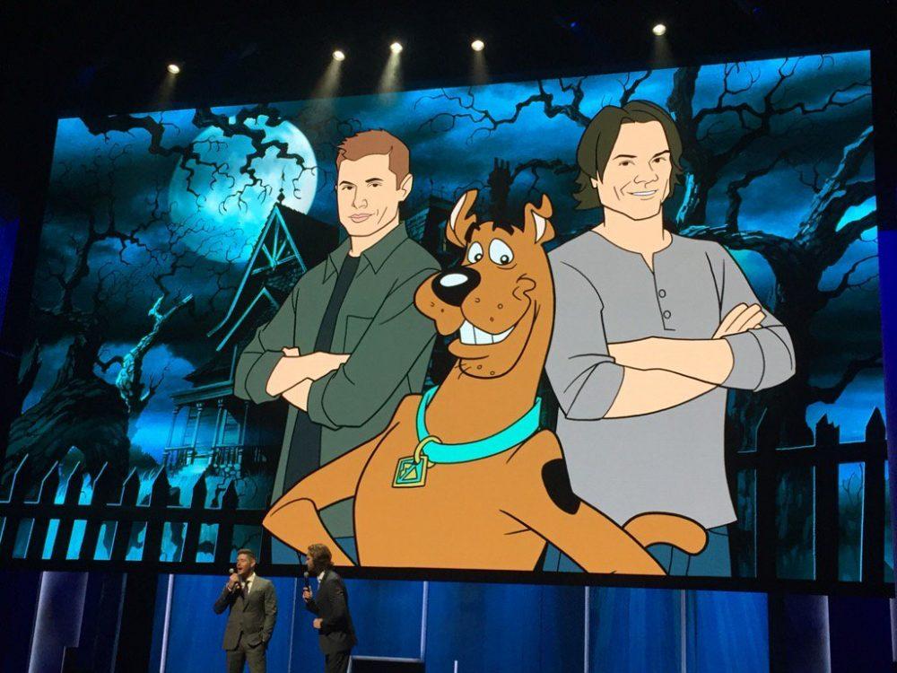 O fãs vão a loucura, confirmado crossover entre Supernatural e Scooby Doo, e isso é sério (atualizado)