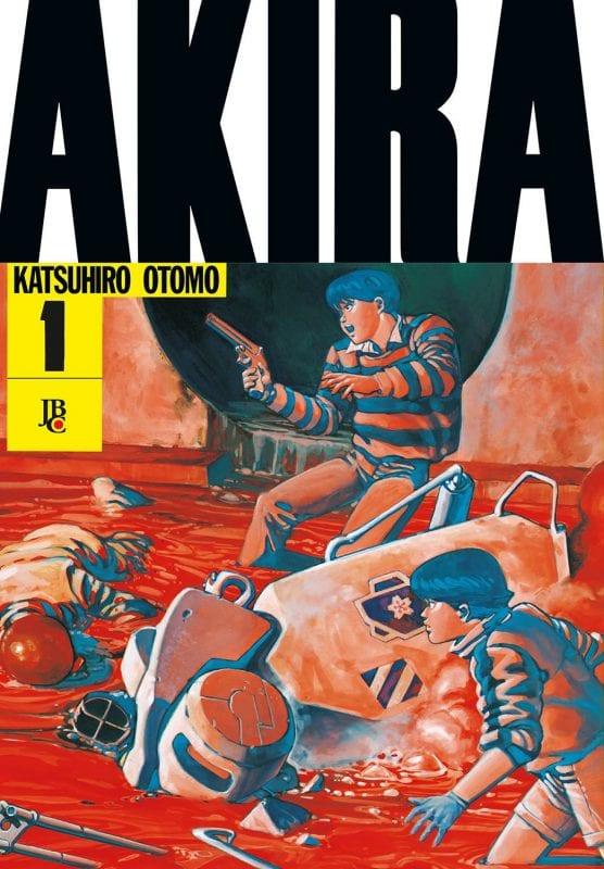 Editora JBC anuncia o lançamento de Akira