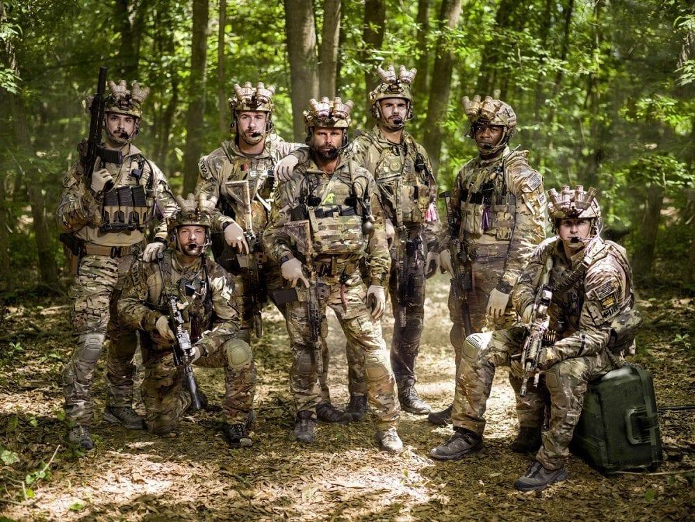 Nós já conferimos SIX – Esquadrão Antiterrorista, do History