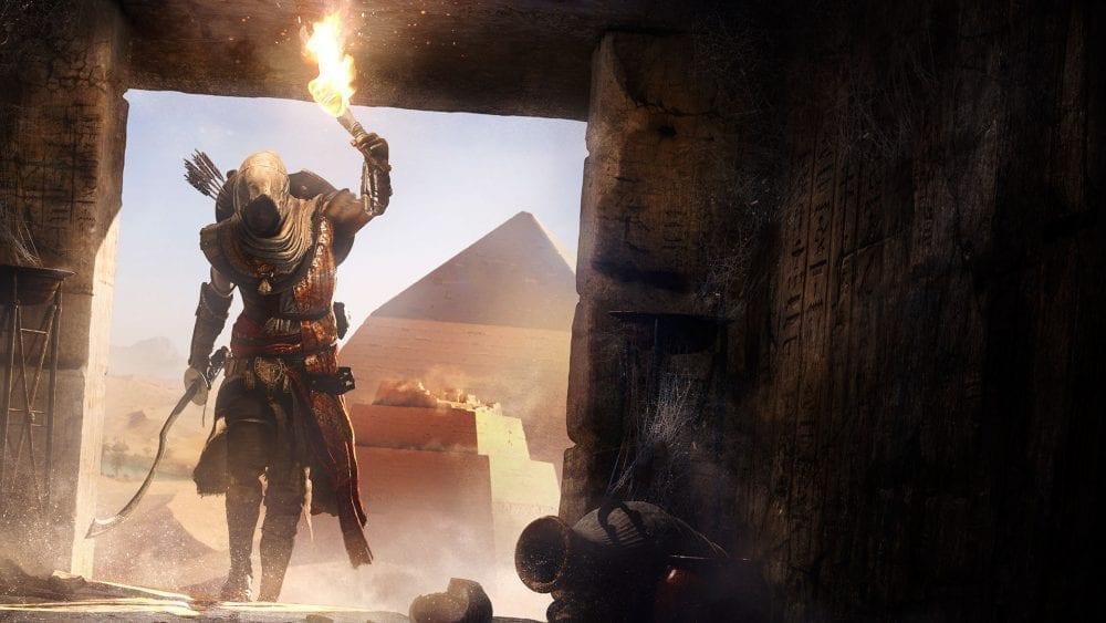#BGS10: Ubisoft confirma Assassin's Creed Origins e South Park: A Fenda que Abunda Força na décima edição da Brasil Game Show