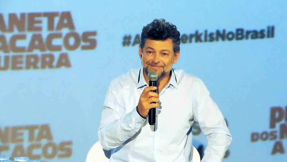 Andy Serkis no Brasil | Confira como foi a coletiva de imprensa com o ator em São Paulo