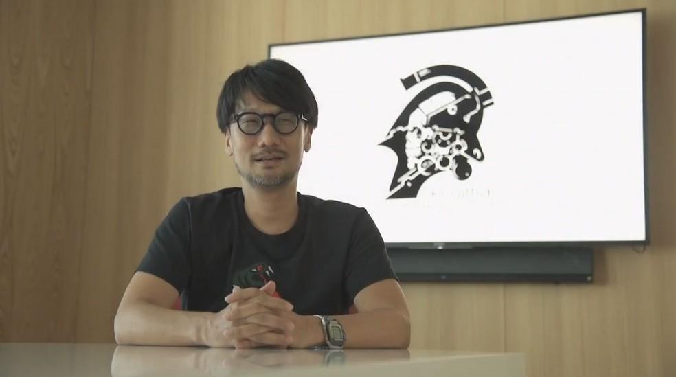 #BGS10: Hideo Kojima vem ao Brasil pela primeira vez para participar da Brasil Game Show