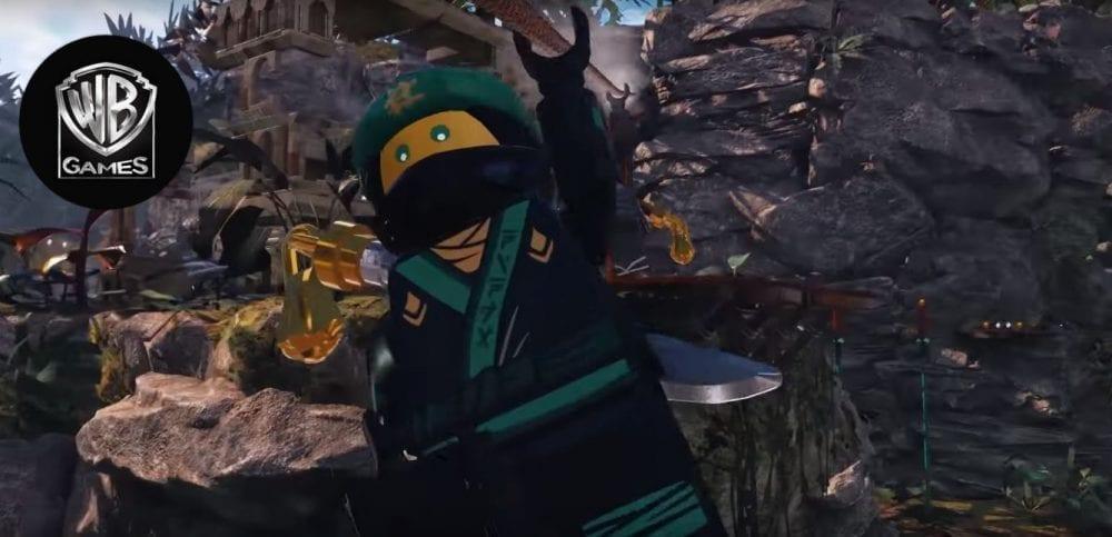 #BGS10 | Confira o trailer de LEGO Ninjago: O Filme Videogame – Ninjagilidade