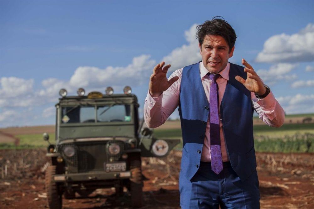 Estreia esta semana Divórcio | Murilo Benício, Jonathan Well e Carol Severian convidam você para assistirem o filme, confira o vídeo