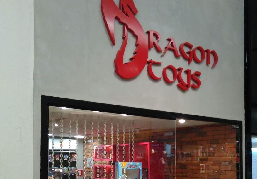 Edição de Colecionador | Dragon Toys, um novo espaço nerd para os fãs