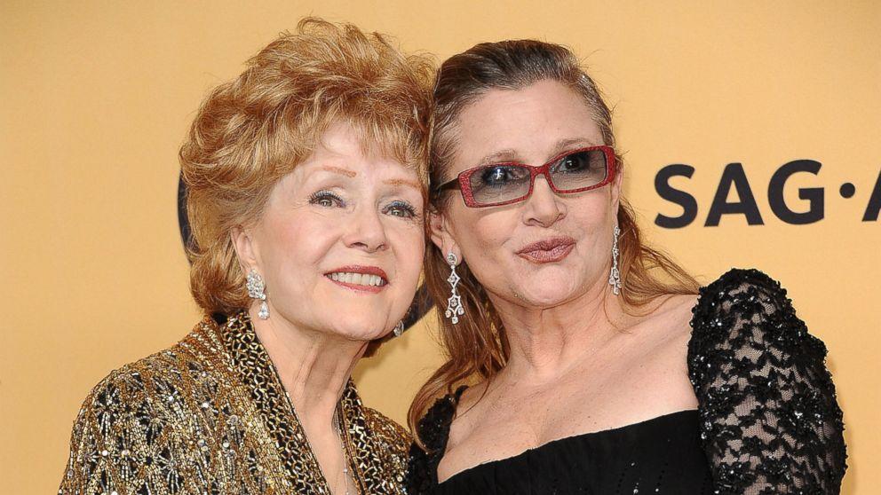 Itens pessoais de Carrie Fisher e Debbie Reynolds vão a leilão
