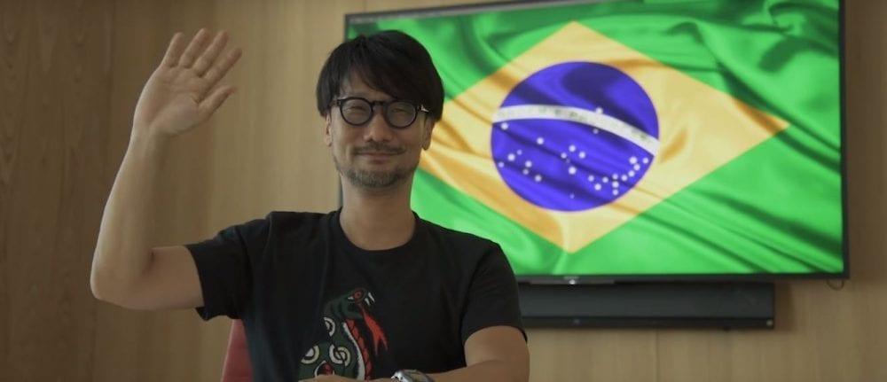 #BGS10 | Brasil Game Show revela agenda completa de Hideo Kojima no evento