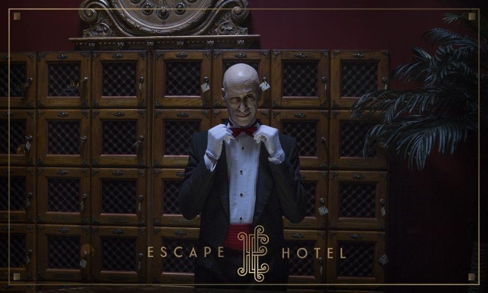 """Escape Hotel estreia sala infantil """"Máfia Kids"""""""