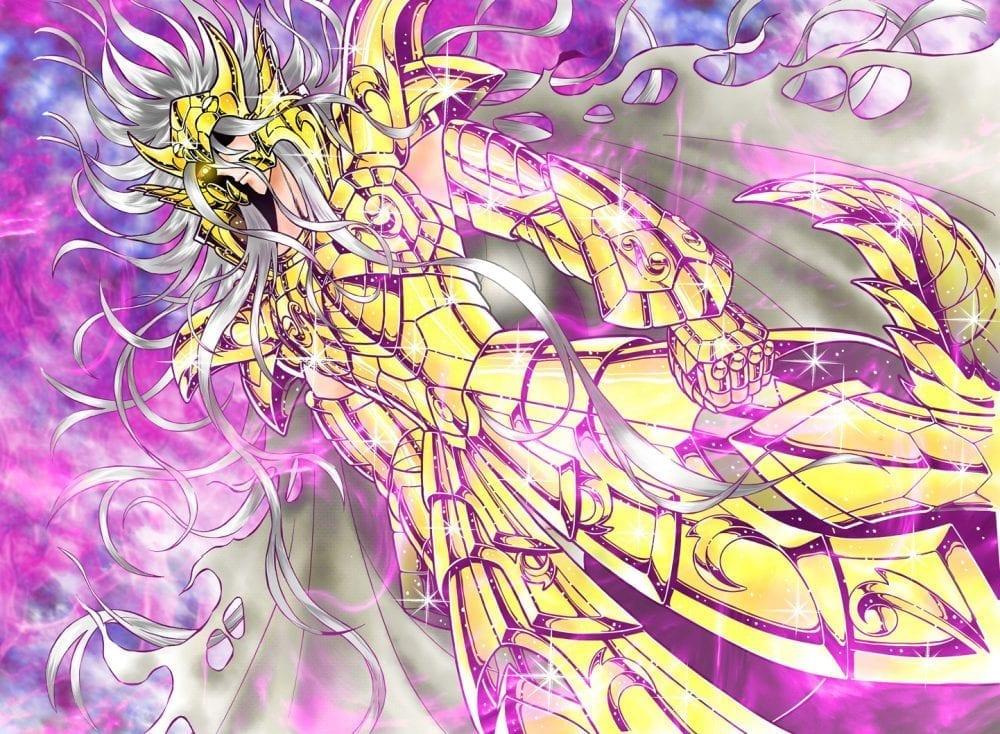 Cavaleiros do Zodíaco | Site oficial revela a imagem do 13º Cavaleiro de Ouro