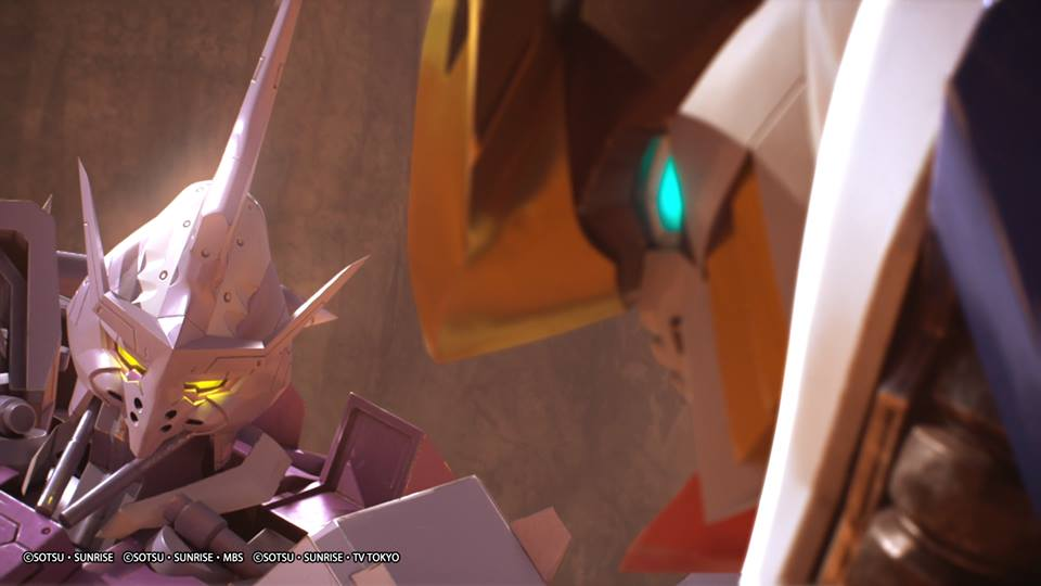 Gundam Versus | Primeiras impressões