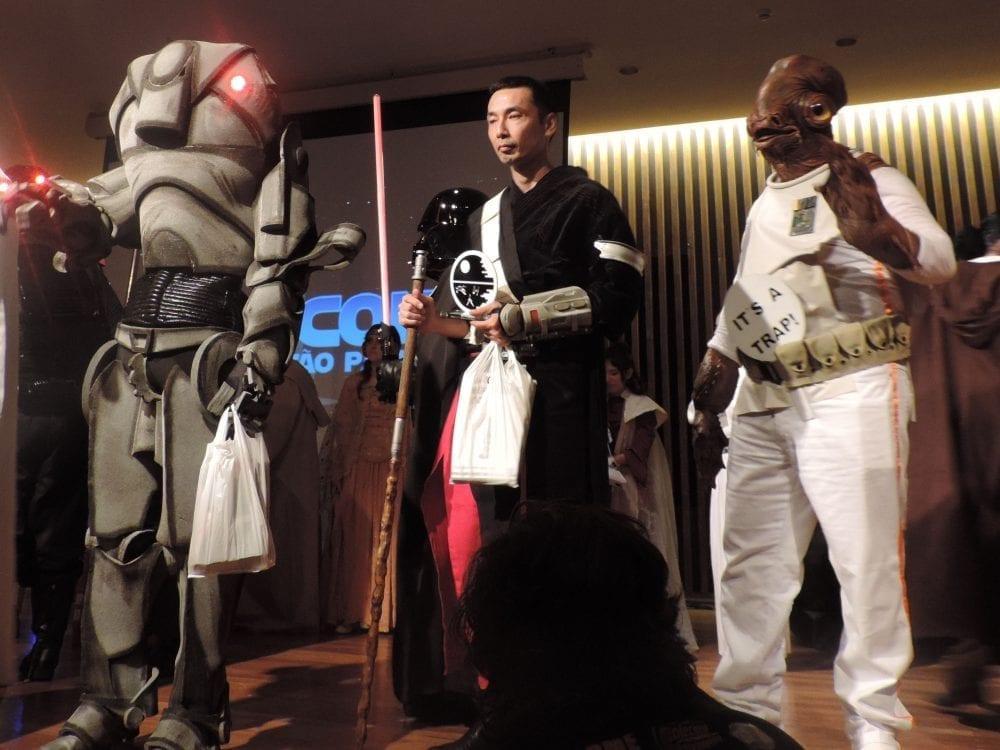 Cobertura Jedicon 2017 | Evento especial reúne fãs ansiosos para a estreia de Os últimos Jedi