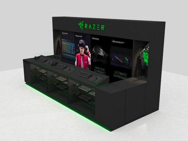 Razer inaugura primeiro quiosque no Brasil