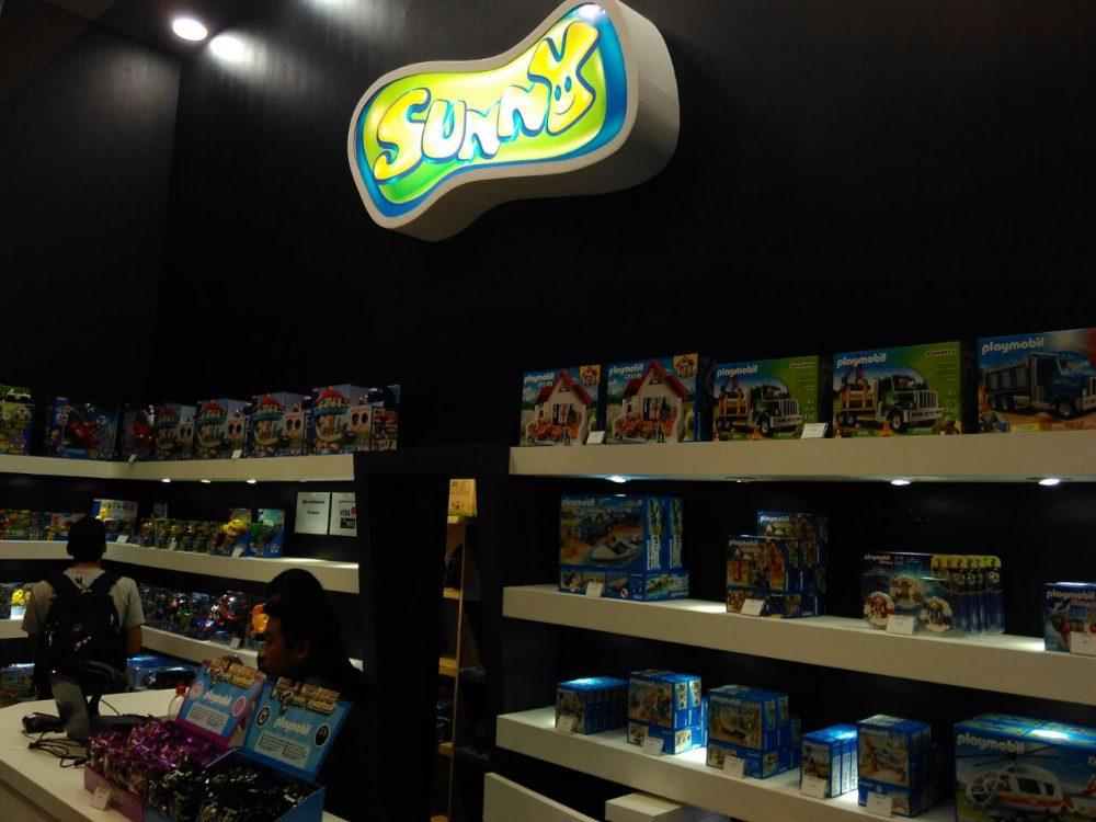 Sunny Brinquedos participa pela segunda vez da Comic Con Experience