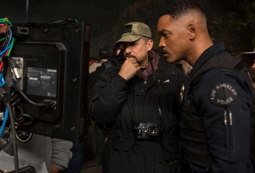 """""""Bright: A Ação""""-  Will Smith no featurette repleto de ação de Bright, um Filme Netflix"""