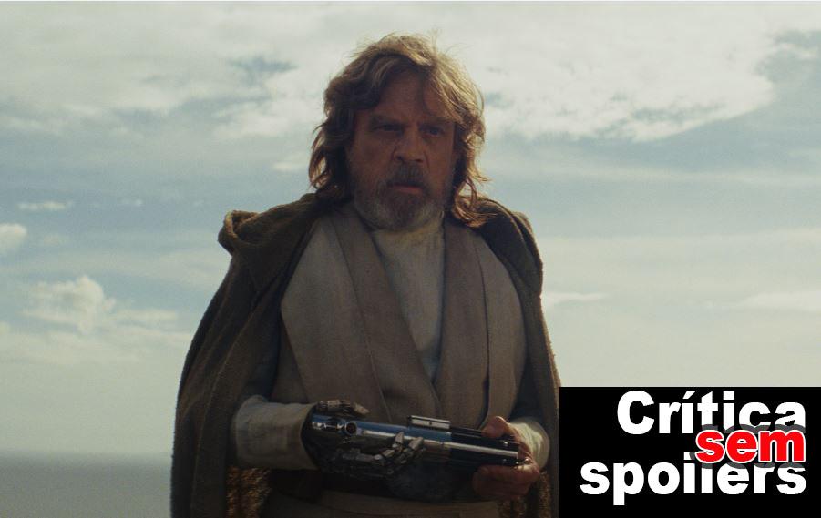 Crítica SEM SPOILERS de Os Últimos Jedi