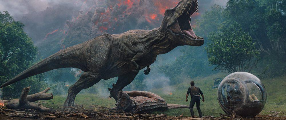 Fãs brasileiros foram os primeiros no mundo a assistir ao trailer Jurassic World: Reino Ameaçado