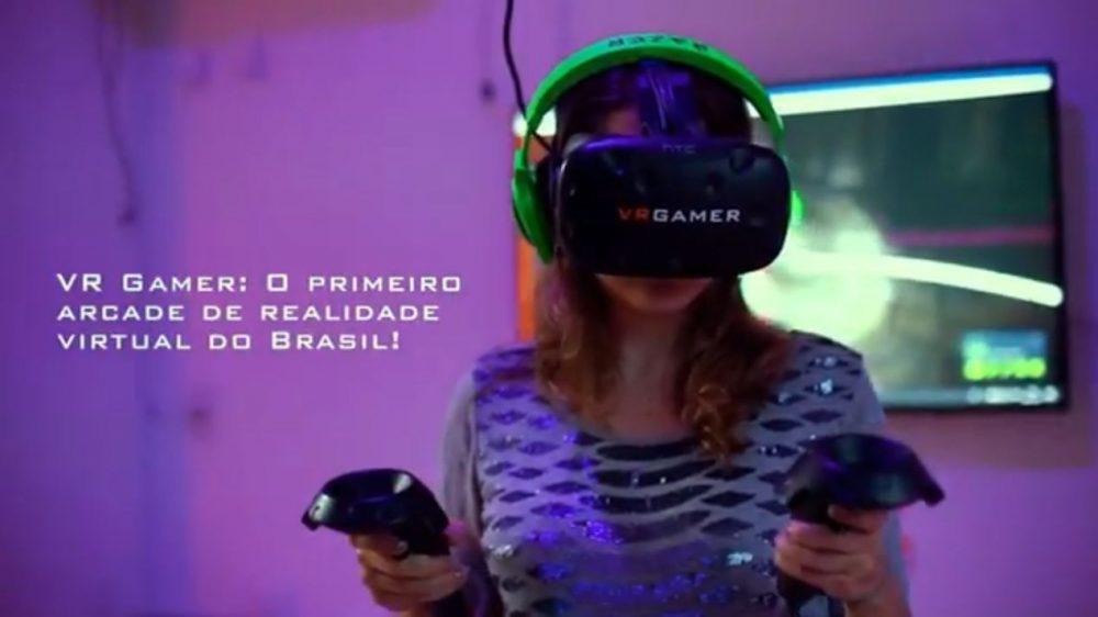 Loja de VR Gamer será inaugurada nesse sábado em São Paulo