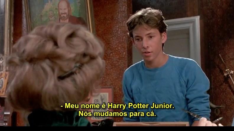 Antes de Daniel Radcliffe existia um outro Harry Potter no cinema, e não era de J.K. Rowling