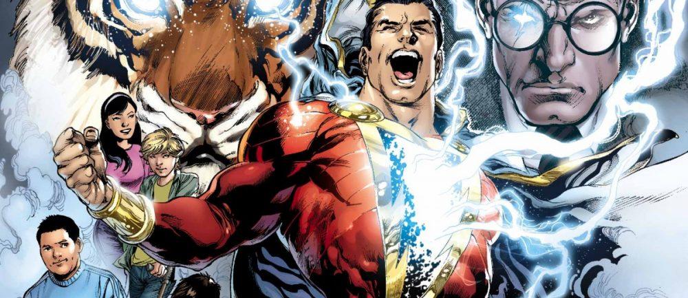De Capitão Marvel a Shazam (parte 1)
