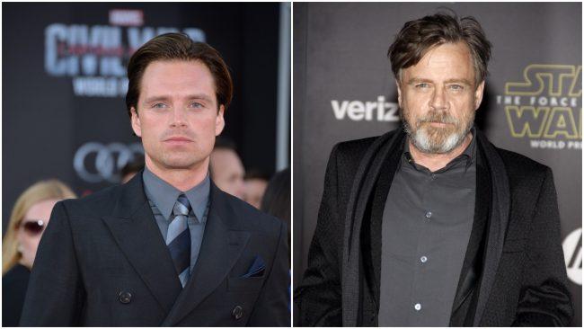 GOOGLE coloca Mark Hamill e Sebastian Stan como pai e filho