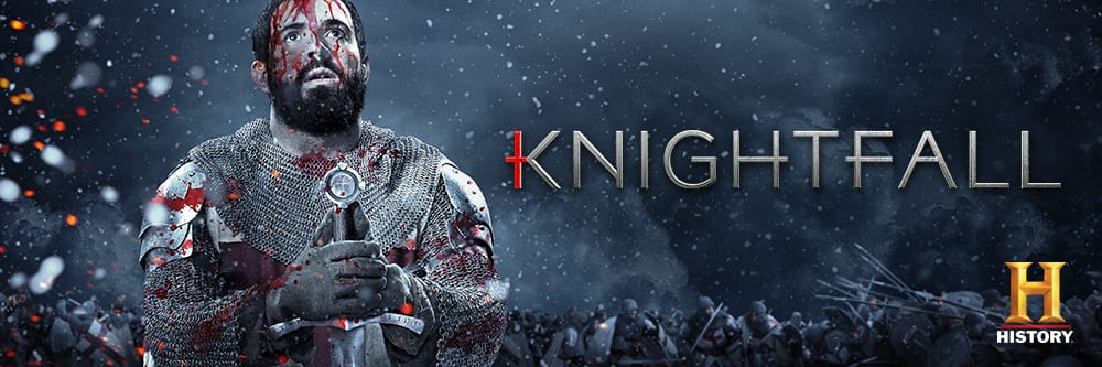 Crítica | Knightfall: A Guerra do Santo Graal, chega ao History!