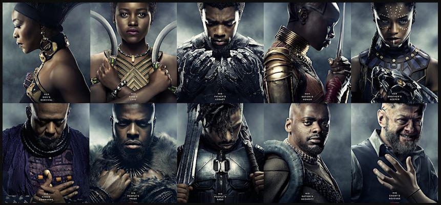 Já conferimos Pantera Negra! Para Sempre Wakanda!! Sem spoilers 1