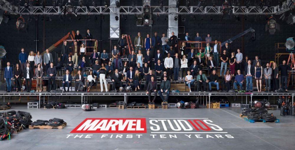 Marvel dá início a comemoração do aniversário de 10 anos da franquia no cinema
