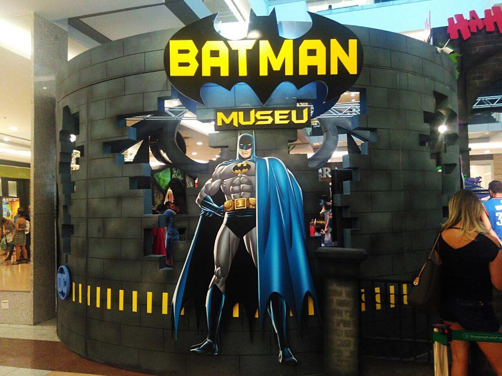 Shopping Anália Franco traz Parque do Batman ao Brasil
