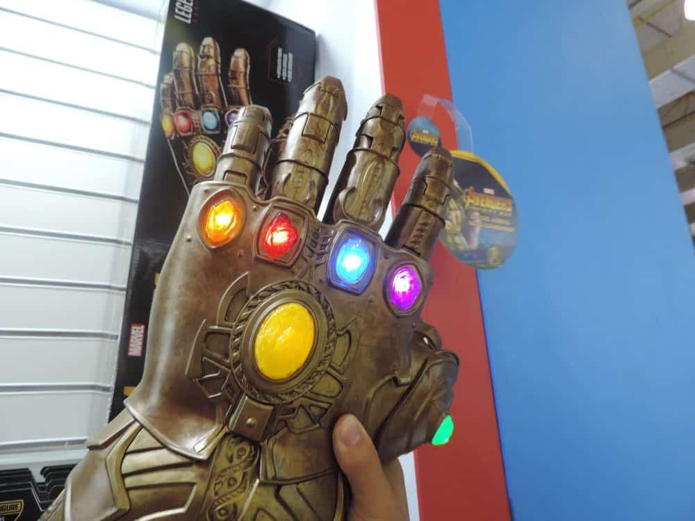 Abrin 2018 – Nova linha de brinquedos dos Vingadores: Guerra Infinita e Star Wars da Hasbro para 2018
