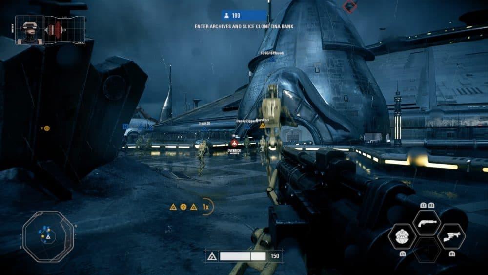 Renovação na progressão de Star Wars Battlefront II chega em breve