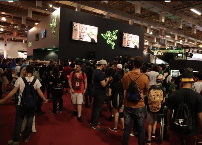 Razer estará na 11ª edição da Brasil Game Show (BGS) e promete muitas atrações e lançamentos